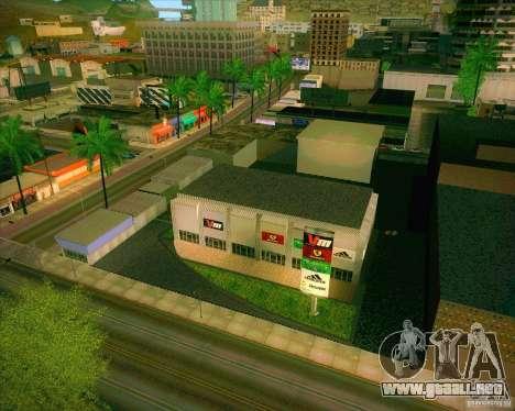 Nuevas texturas Hospital General de todos los Sa para GTA San Andreas segunda pantalla