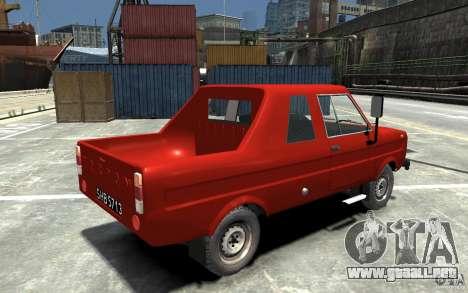 FSR Tarpan 237D para GTA 4 visión correcta