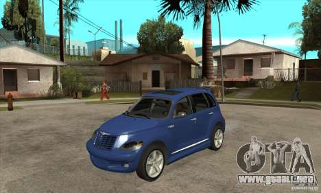 Chrysler PT Cruiser GT 2004 para GTA San Andreas