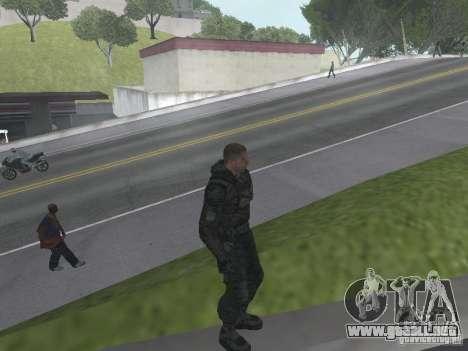 Vagabundo para GTA San Andreas sucesivamente de pantalla