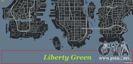 Liberty Green para GTA 4