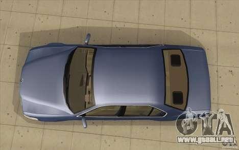 BMW 750iL 1995 para la visión correcta GTA San Andreas