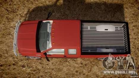 Ford F350 V8 2006 para GTA 4 visión correcta