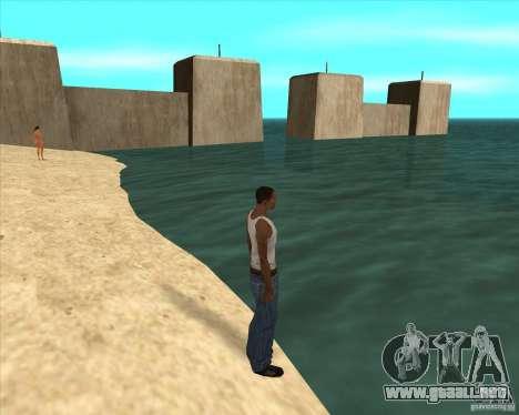 MOD de Jyrki para GTA San Andreas séptima pantalla