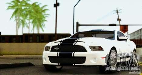 Extreme ENBseries v1.0 para GTA San Andreas quinta pantalla