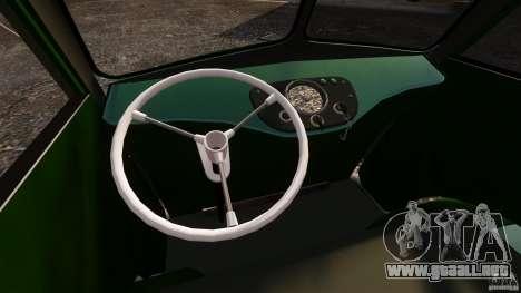 Tempo Matador 1952 para GTA 4 vista hacia atrás
