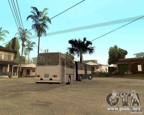 IKARUS 280 para la visión correcta GTA San Andreas