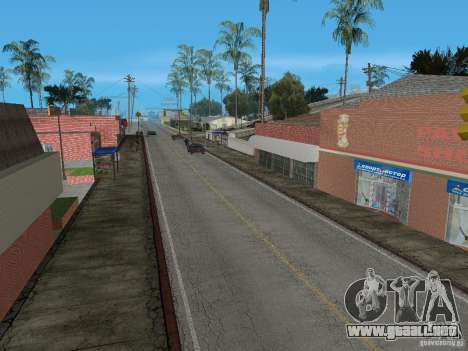 Nuevo Groove Street para GTA San Andreas tercera pantalla