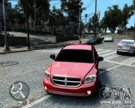 Dodge Caliber para GTA motor 4
