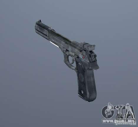 Grims weapon pack2-2 para GTA San Andreas segunda pantalla