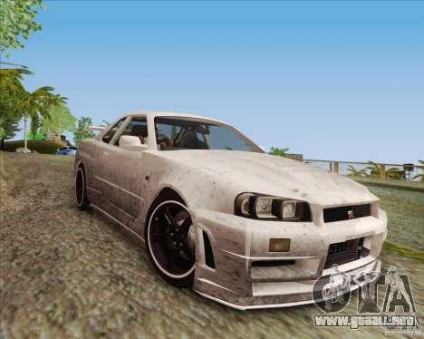 Improved Vehicle Lights Mod v2.0 para GTA San Andreas tercera pantalla