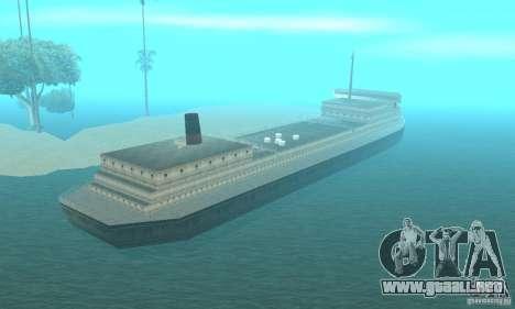 Lost Island para GTA San Andreas tercera pantalla