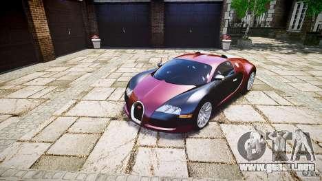 Bugatti Veyron 16.4 v3.0 2005 [EPM] Machiavelli para GTA 4