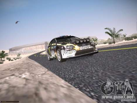 LiberrtySun Graphics ENB v3.0 para GTA San Andreas séptima pantalla