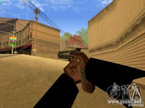 44.Magnum para GTA San Andreas sexta pantalla