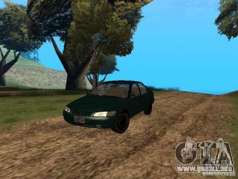 Toyota Camry Arabian Tuning para GTA San Andreas