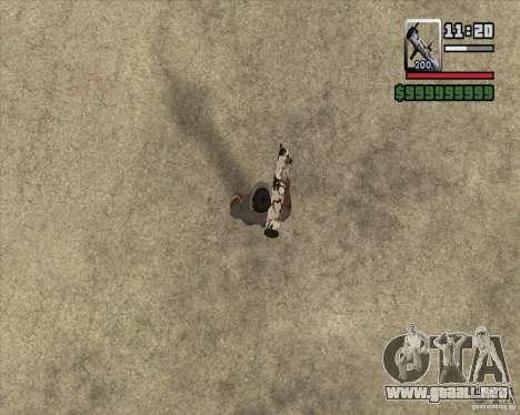 Mejor RPG-18 para GTA San Andreas tercera pantalla