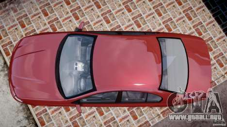 Ford Falcon XR-8 para GTA 4 visión correcta