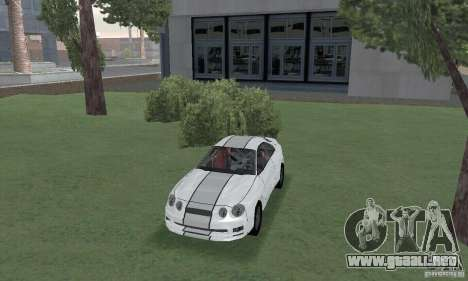 Toyota Celica GT4 2000 para GTA San Andreas