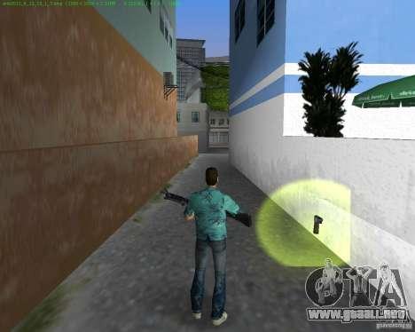 La nueva M-60 para GTA Vice City tercera pantalla