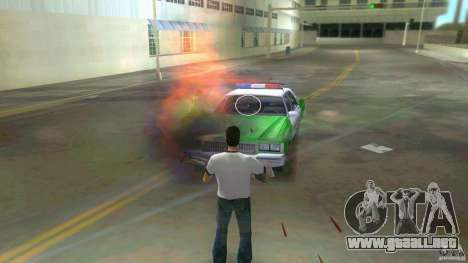 No death mod para GTA Vice City