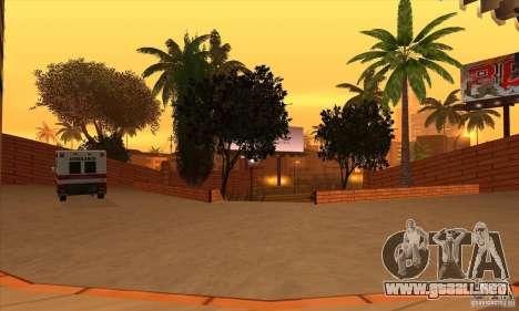 El nuevo hospital en HP para GTA San Andreas sexta pantalla