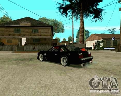 Hotring Racer Tuned para la visión correcta GTA San Andreas
