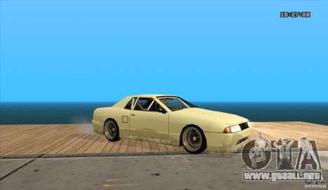 Elegy Drift Style para GTA San Andreas