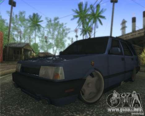 Tofas Kartal SLX para GTA San Andreas left