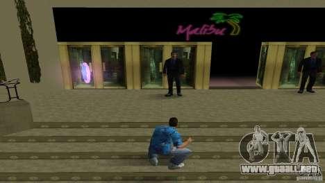 Nuevas texturas Club Malibú para GTA Vice City tercera pantalla