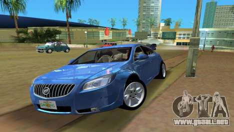 Buick Regal para GTA Vice City