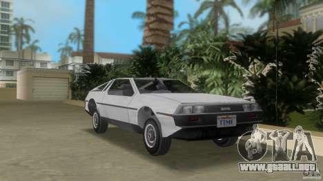 DeLorean para GTA Vice City