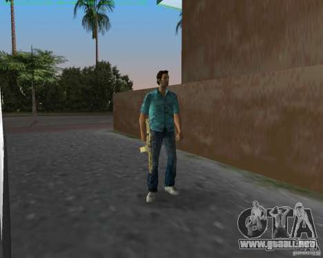 ACR para GTA Vice City sucesivamente de pantalla