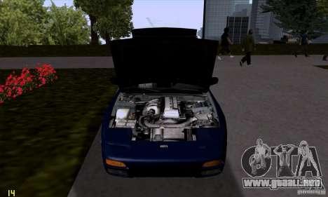 Nissan SX 240 Full Stock para la visión correcta GTA San Andreas