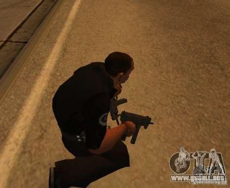 Pak armas nacionales actualizadas para GTA San Andreas tercera pantalla