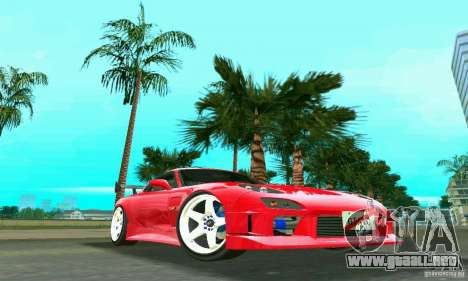 Mazda RX7 Charge-Speed para GTA Vice City left