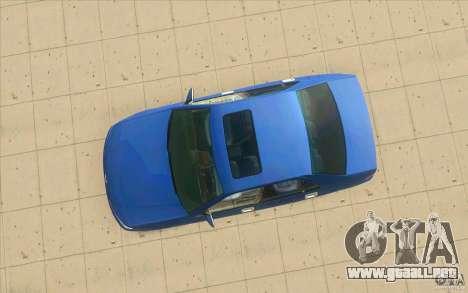 Peugeot 406 1.9 HDi para la visión correcta GTA San Andreas