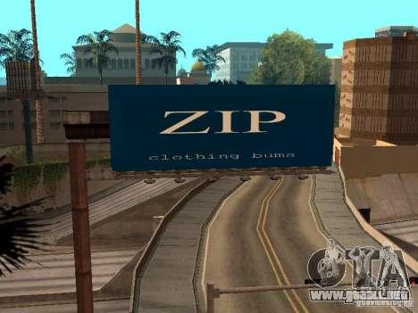 New SkatePark para GTA San Andreas séptima pantalla