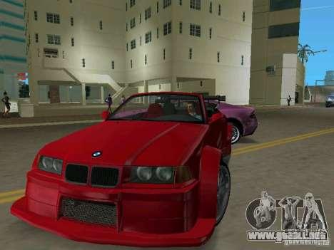 BMW M3 E36 para GTA Vice City left