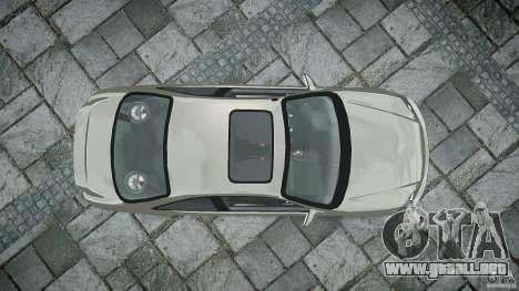 Honda Civic Coupe para GTA 4 visión correcta