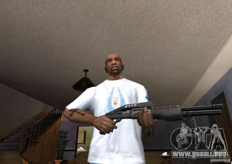 Weapon Pack by viter para GTA San Andreas twelth pantalla