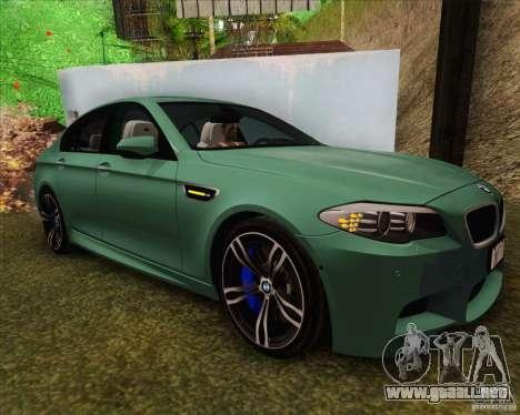Improved Vehicle Lights Mod v2.0 para GTA San Andreas quinta pantalla