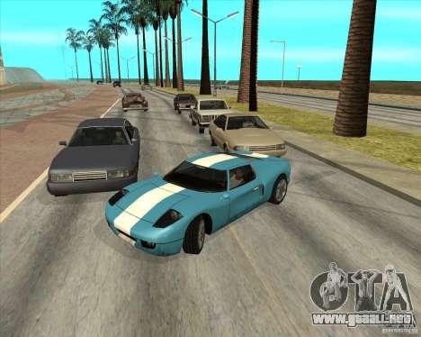 MOD de Jyrki para GTA San Andreas tercera pantalla
