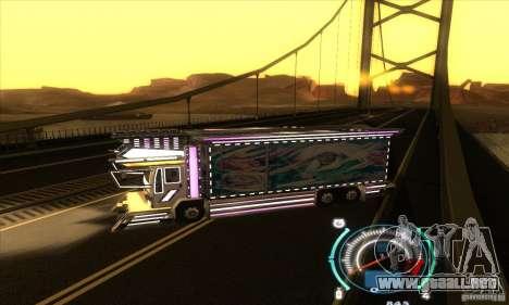 Carro japonés para GTA San Andreas left