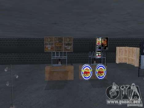 La Villa De La Noche v 1.1 para GTA San Andreas quinta pantalla