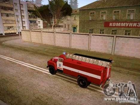 Manguera de GAS 30 53 incendios para GTA San Andreas left