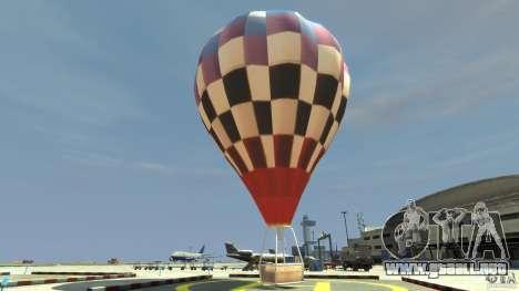 Balloon Tours option 2 para GTA 4