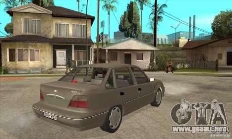Daewoo Nexia Dohc 2009 para la visión correcta GTA San Andreas