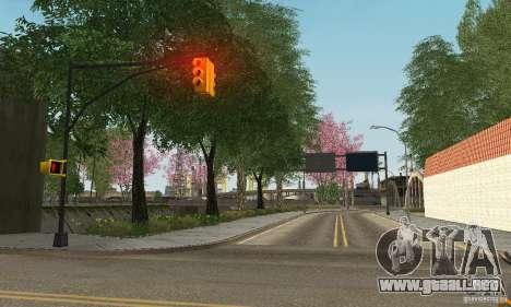 Green Piece v1.0 para GTA San Andreas segunda pantalla