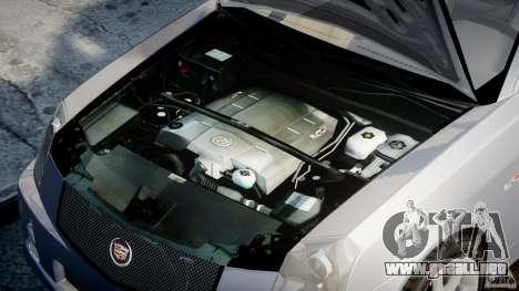 Cadillac CTS-V para GTA 4 visión correcta